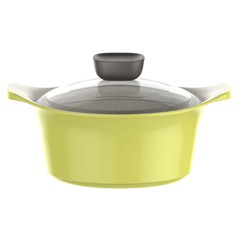[Mini Cook] Casserole 16cm (Lime)