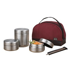 Stainless Lunch Box 350ml