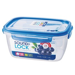 [Sound Lock] Rectangular 1.5L
