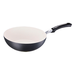 [Hard&Light Ceramic] Wok 30cm