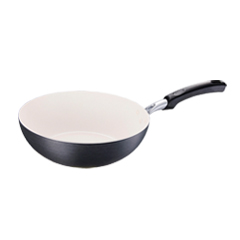 [Hard&Light Ceramic] Wok 28cm