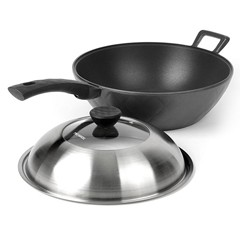 [Two Hands Salon] Wok 31cm