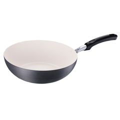[Hard&Light Ceramic] Wok 32cm