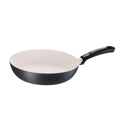 [Hard&Light Ceramic] Fry Pan 28cm